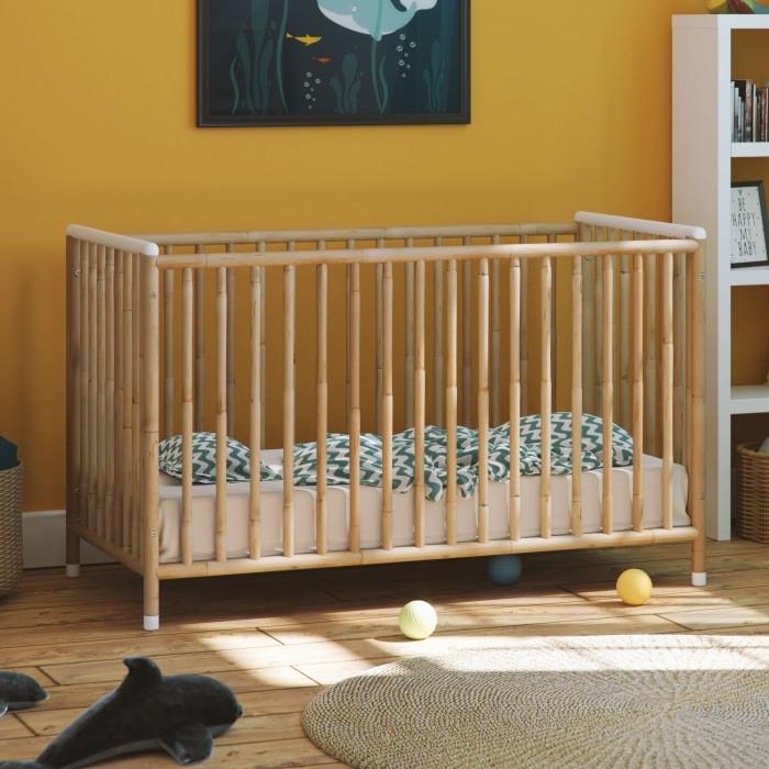 Téthys Bed 60 x 120 cm