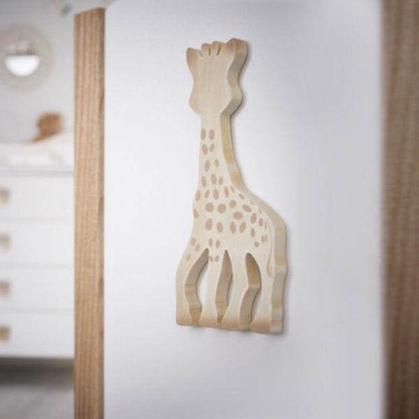 lit bébé 70x140 sophie la girafe théo bébé