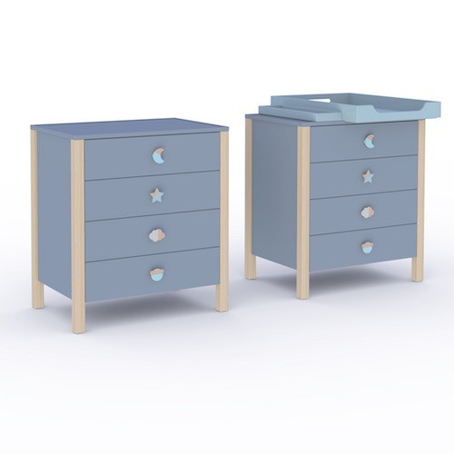 Ninon small chest of drawers