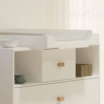 Box à langer V2 Neige
