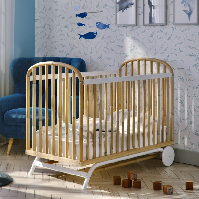 Delphy Bed 60 x 120 cm