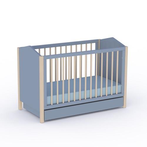 Ninon bed 60 x 120 cm