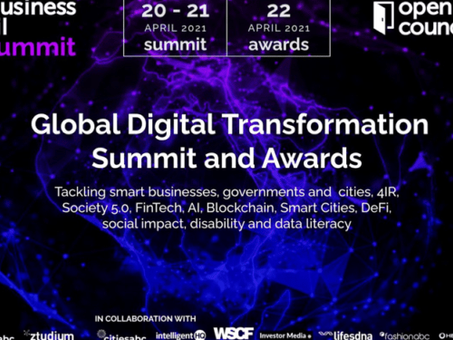 CIDAUK孵化中心推动全球数字化转型峰会