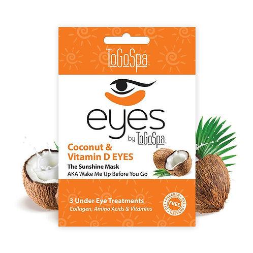 Coconut Eyes AKA Wake Me Up Before You Go (3 treatments)