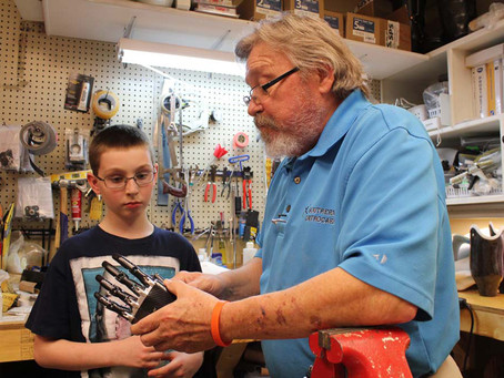Russellville Elementary Student Works to Publish Inspirational Book