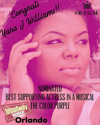 Yara | Broadway World | Best Supporting Actress