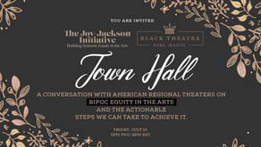 BTGM and the Joy Jackson Initiative: BLACK WOMEN LEAD THE CHARGE FOR AMERICA'S THEATRE INDUSTRY
