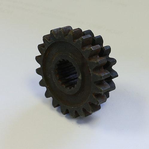 C6 (20-16/16) Pignon boîte de vitesses - micro tracteur