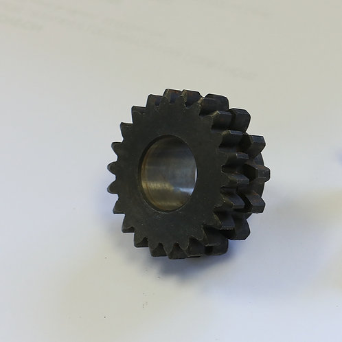 C2 (22/15) Pignon de boîte de vitesses - micro tracteur