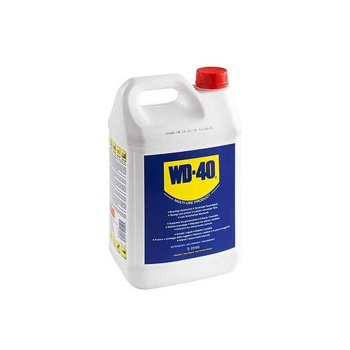 Dégrippant multifonction WD40 bidon de 5L