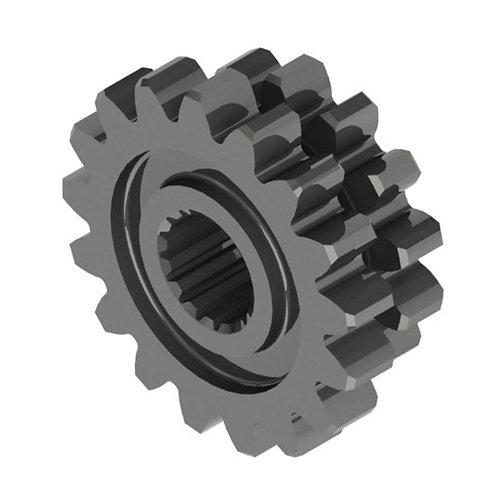 A10 (13-17/16) Pignon boîte de vitesses - micro tracteur