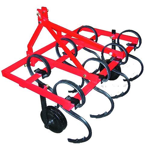 Cultivateur à roues pour micro tracteur