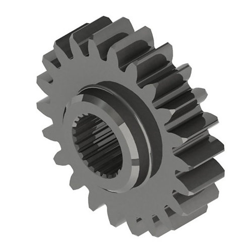A24 (22/24) Pignon de boîte de vitesses - micro tracteur