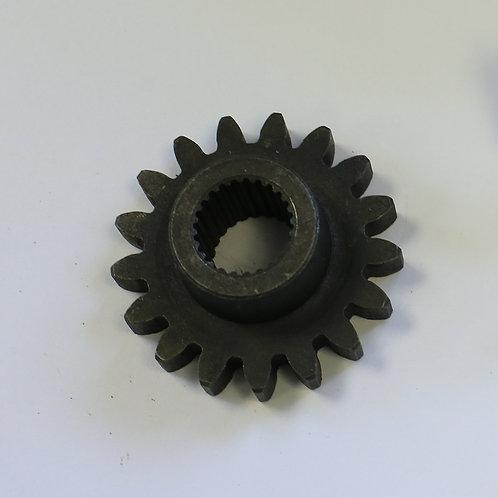 D1 (17/24) Pignon de boîte de vitesses - micro tracteur