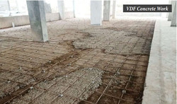 VDF concrete work 1 DCY