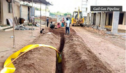 Gail Gas pipeline