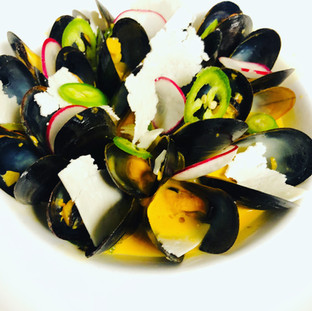 Mussels Special