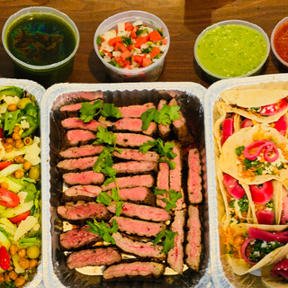Customized Catering