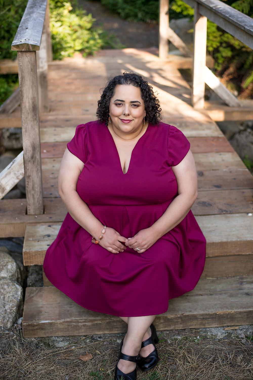 Author Coral Alejandra Moore