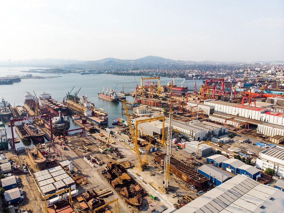 Istanbul-Tuzla-Werft
