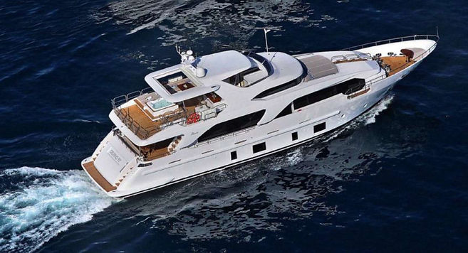 Benetti Delfino by LCY Luxury Custom Yachts