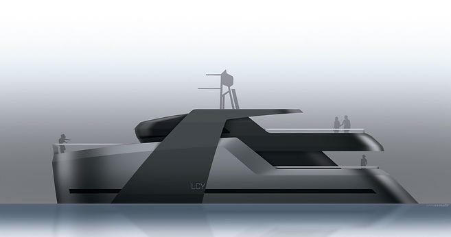 LCY 79 by LCY Luxury Custom Yachts