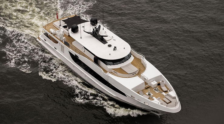 No Limit by LCY Luxury Custom Yachts