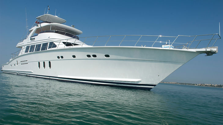 Voyager by LCY Luxury Custom Yachts