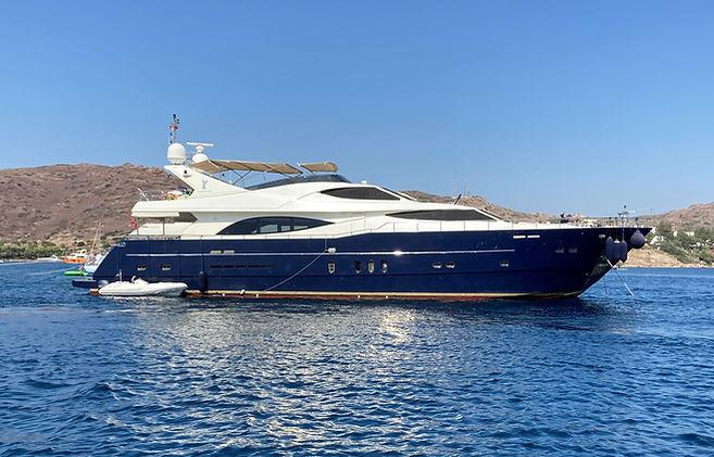 NIKE III by LCY Luxury Custom Yachts
