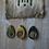 Thumbnail: Lot de 3 pendentifs S'Enraciner