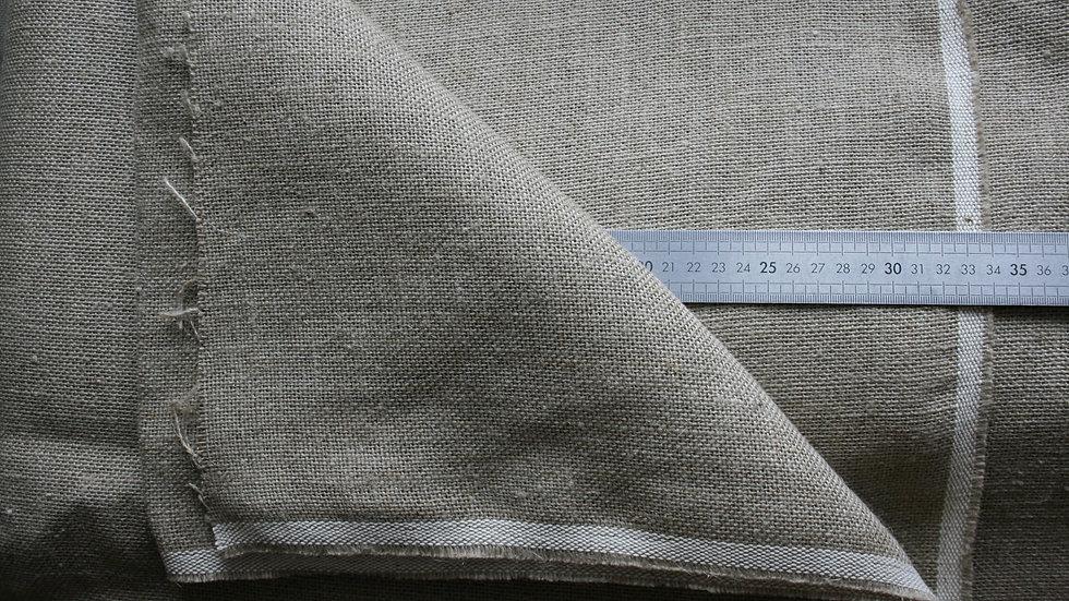 lin naturel rustique couleur gris