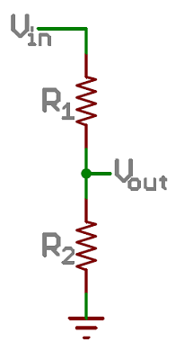 division tension circuit tutoriel resistance kit électronique