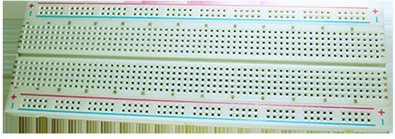 breadboard tutoriel arduino kit électronique presentation explication description