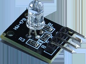 led rgb Tutoriel description bibliotheque 2 kit électronique débutant à monter Arduino tutoriel apprendre kit électronique explication meilleur composant