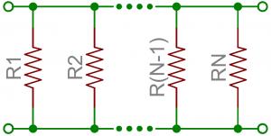 résistance parallèle kit électronique explication tutoriel résistance