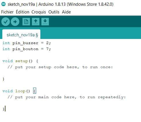 bouton pré setup complet Arduino tutoriel apprendre kit électronique explication meilleur français .png