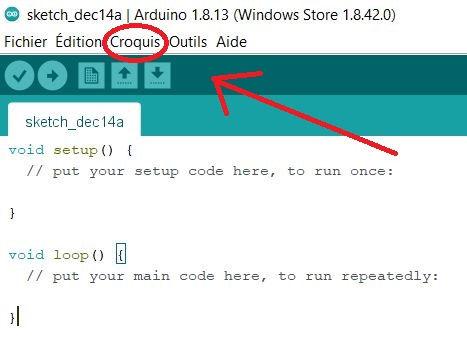 bibliotheque 1 kit électronique débutant à monter Arduino tutoriel apprendre kit électronique explication meilleur composant