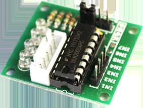drive moteur  kit électronique débutant à monter Arduino tutoriel apprendre kit électronique explication meilleur composant