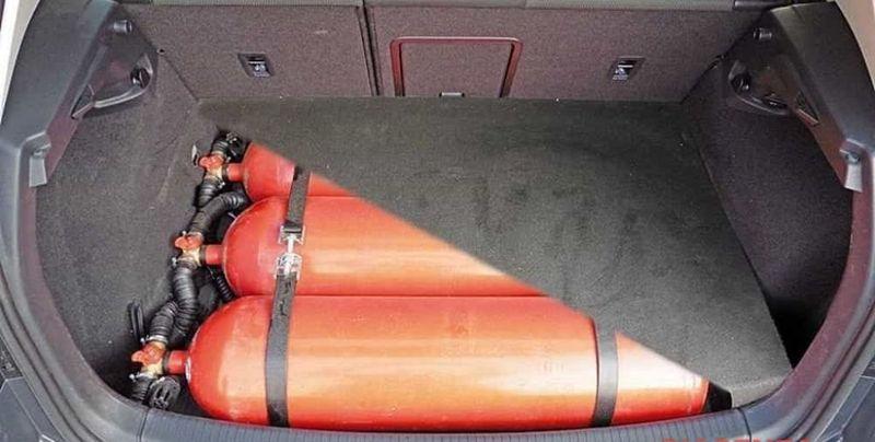 Sostituzione bombole metano
