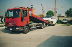 Eurocargo rosso