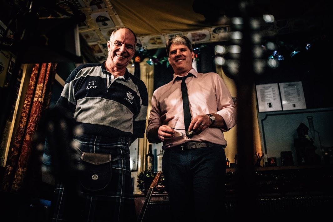 DN with Paul Ballantyne