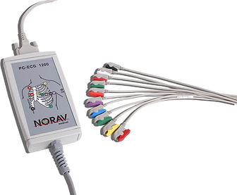 Cardiografo Digitale Norav 1200 HR