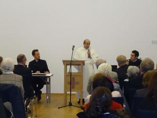 Conférence sur les chrétiens d'Irak à Bonn (Allemagne) et messe internationale