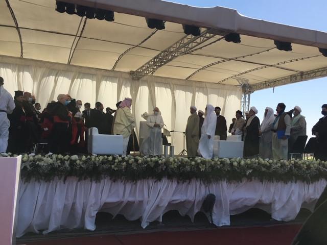 Entre Deux Rives accompagne le voyage du pape en Irak