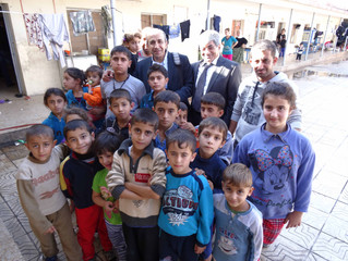 Noël avec les chrétiens d'Irak