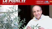 Le Point : témoignage d'Ephrem Azar