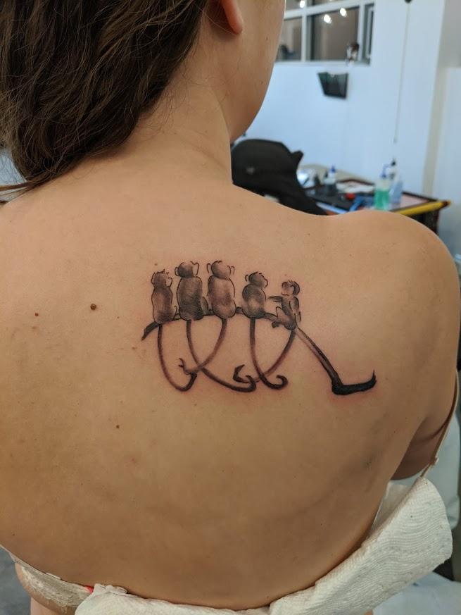 REESE Monkeys