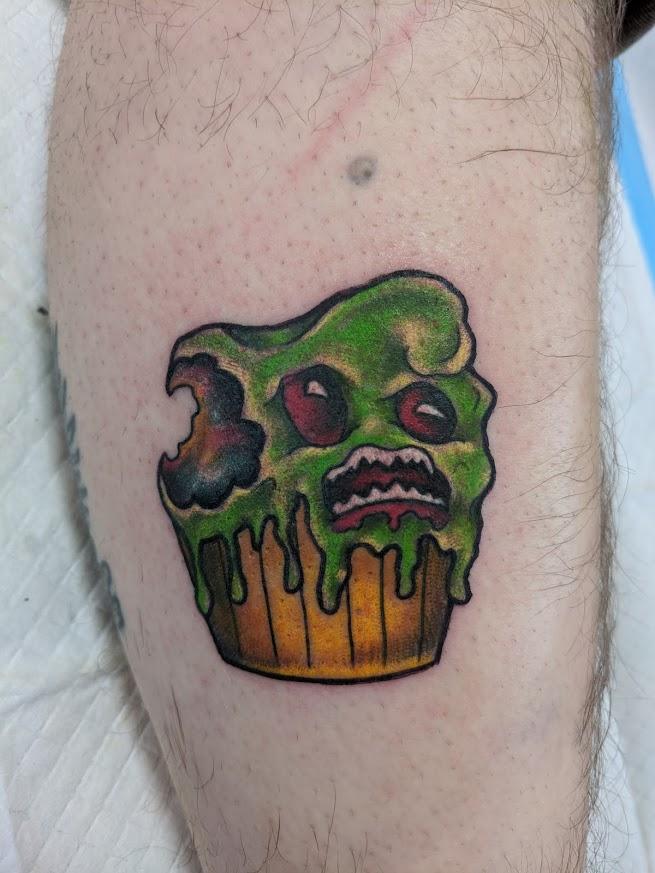 REESE Zombie Cupcake