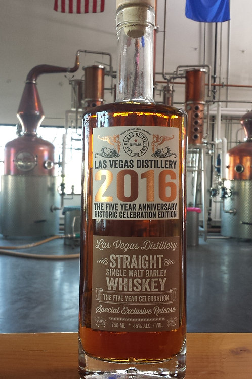 Malted Barley Whiskey