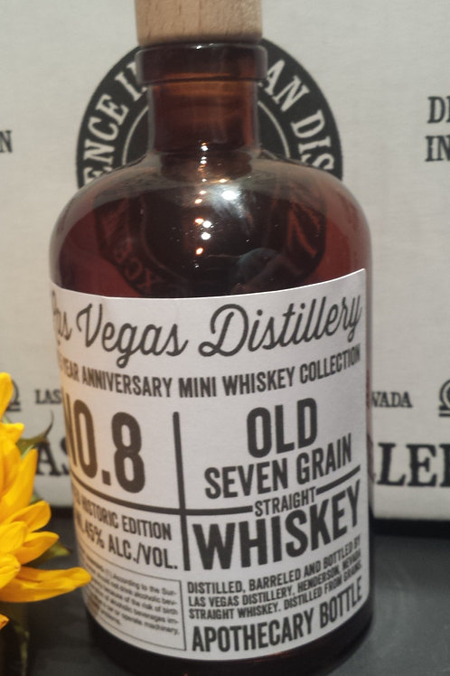 No.8 Old Seven Whiskey 375 ml
